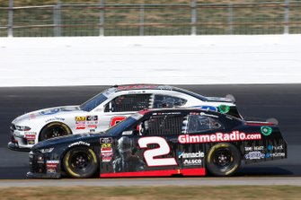 Tyler Reddick, Richard Childress Racing, Chevrolet Camaro Gimme Radio / Megedeth
