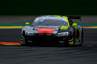 #2 Audi Sport Team WRT Audi R8 LMS GT3 2019: Dries Vanthoor, Frank Stippler, Alex Riberas