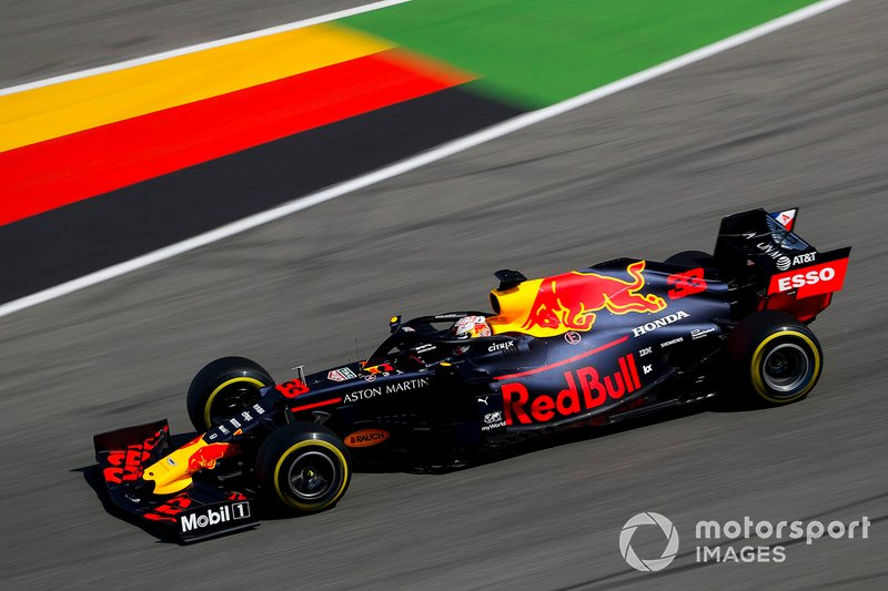 2: Max Verstappen, Red Bull Racing RB15, 1'12.113