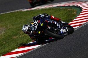 M Faerozi, Yamaha Indonesia & Ito Racing