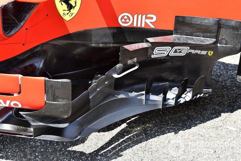 Дефлектор Ferrari SF90