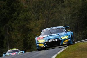 #5 Phoenix Racing Audi R8 LMS: Vincent Kolb, Steve Jans, Frank Stippler