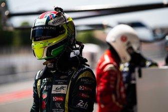 Росс Ганн, Aston Martin Racing