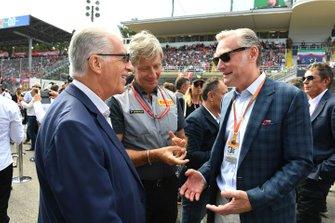 Sean Bratches, Amministratore delegato delle operazioni commerciali, Formula One Group