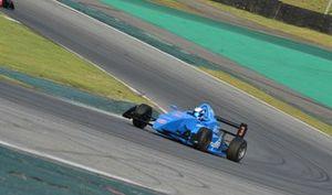 Edu Bruza, dois segundos lugares no mesmo dia, vitória está próxima
