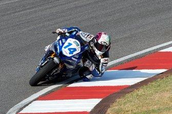 Mateo Pédeneau, Yamaha