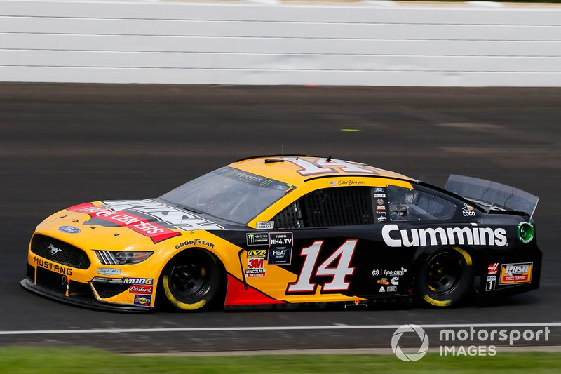 Clint Bowyer, Stewart-Haas Racing, Ford Mustang Rush