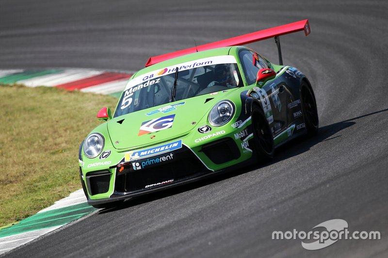 Andres Mendez, Dinamic Motorsport