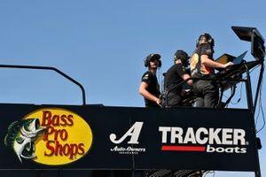 Martin Truex Jr., Joe Gibbs Racing, Toyota Camry Bass Pro Shops, Cole Pearn
