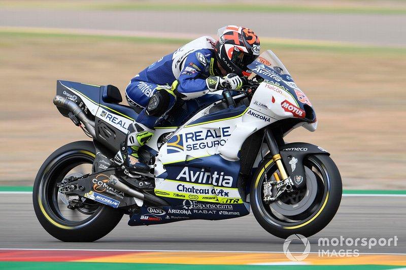 #53 Tito Rabat, Avintia Racing