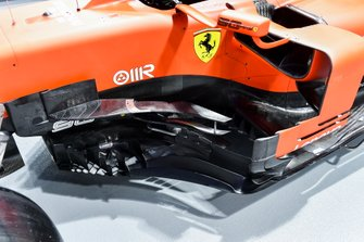 Bargeboard on Ferrari SF90