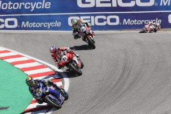 Sandro Cortese, GRT Yamaha WorldSBK, Michael Ruben Rinaldi, Barni Racing Team