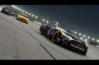 Screenshot: NASCAR Heat 4