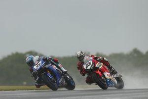 Marco Melandri, GRT Yamaha WorldSBK, Ryuichi Kiyonari, Honda WSBK Team