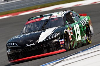 Brandon Jones, Joe Gibbs Racing, Toyota Supra Juniper