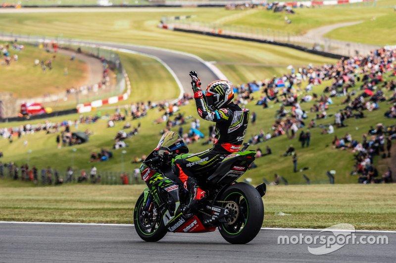 Johnathan Rea, Kawasaki Racing Team