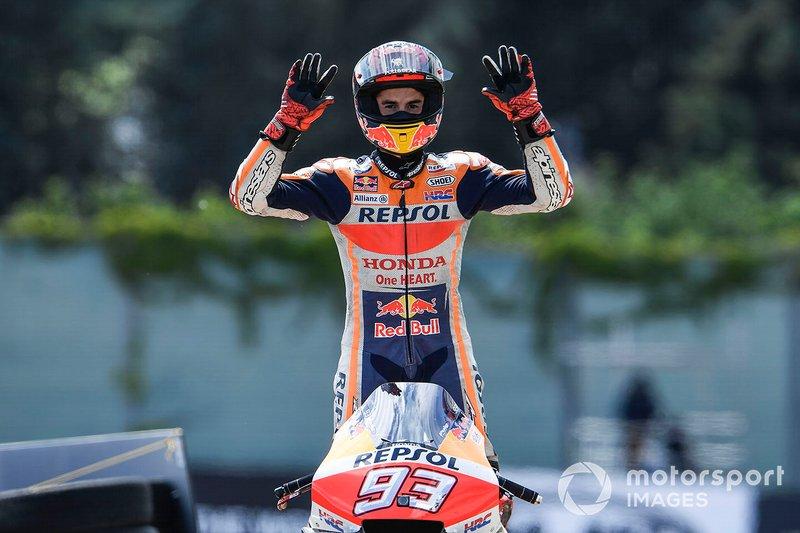 GP de Alemania - Marc Marquez, Repsol Honda Team