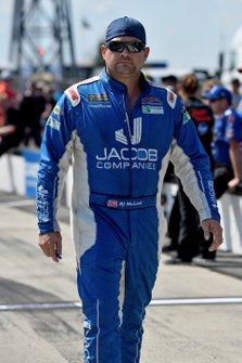 B.J. McLeod, Petty Ware Racing, Ford Mustang JACOB COMPANIES / POCONO ORGANICS