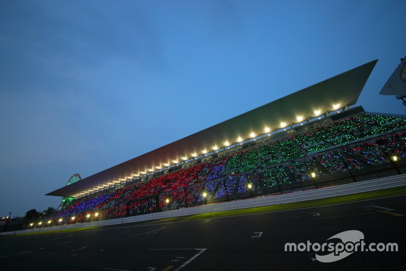 Atmosphere of Suzuka 8 Hours