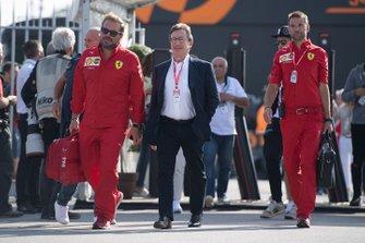 Membri del team Ferrari