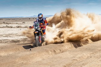 Sam Sunderland, KTM 450 Rally