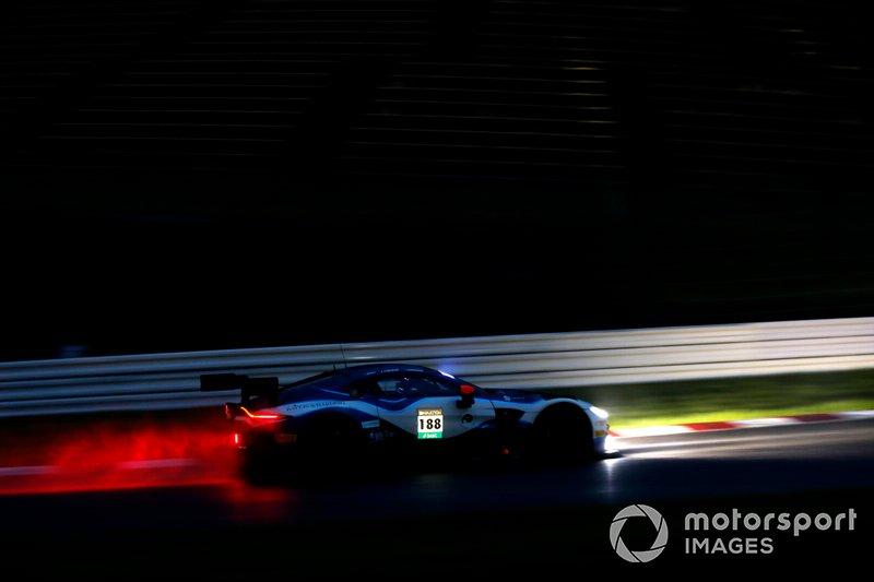 #188 Garage59 Aston Martin V8 Vantage GT3: Alex West, Chris Goodwin, Come Ledogar