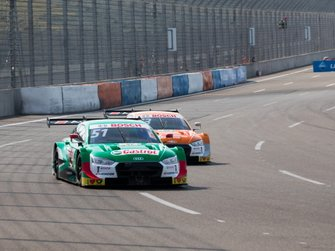 Nico Müller, Audi Sport Team Abt Sportsline, Audi RS 5 DTM, Jamie Green, Audi Sport Team Rosberg, Audi RS 5 DTM