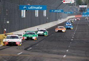 Renn-Action auf dem Lausitzring