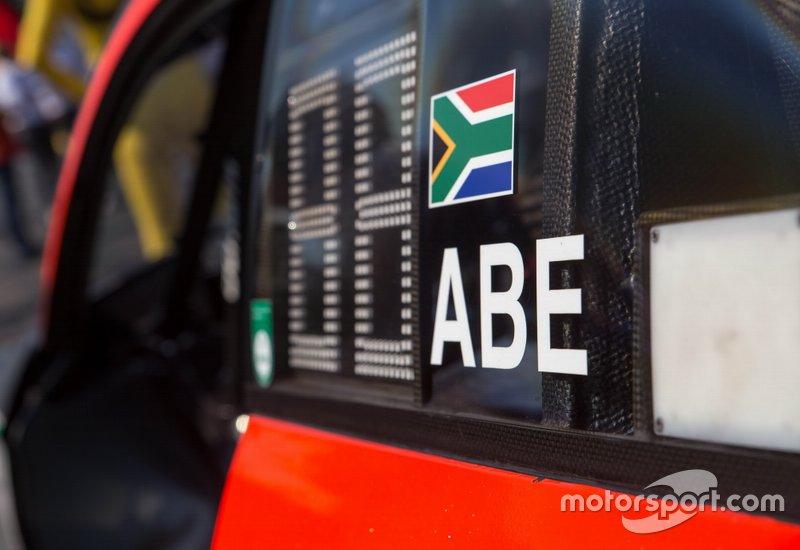 Auto di Jonathan Aberdein, Audi Sport Team WRT, Audi RS 5 DTM