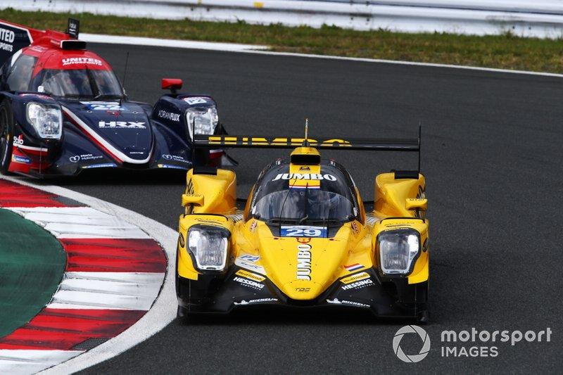 Фриц ван Эрд, Гидо ван дер Гарде и Ник де Врис, Racing Team Nederland, Oreca 07 (№29)