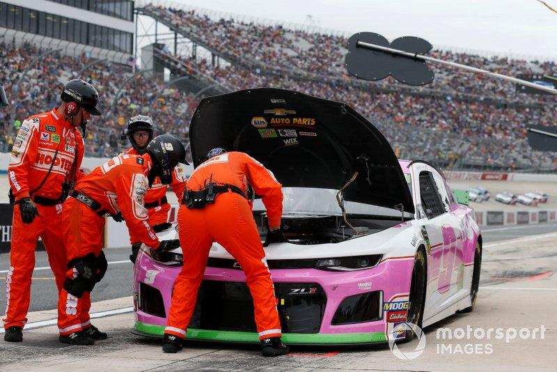 Chase Elliott, No. 9 Hendrick Motorsports Chevrolet -22pts
