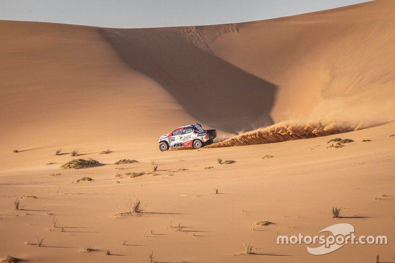 301# Toyota Gazoo Racing Toyota Hilux: Fernando Alonso