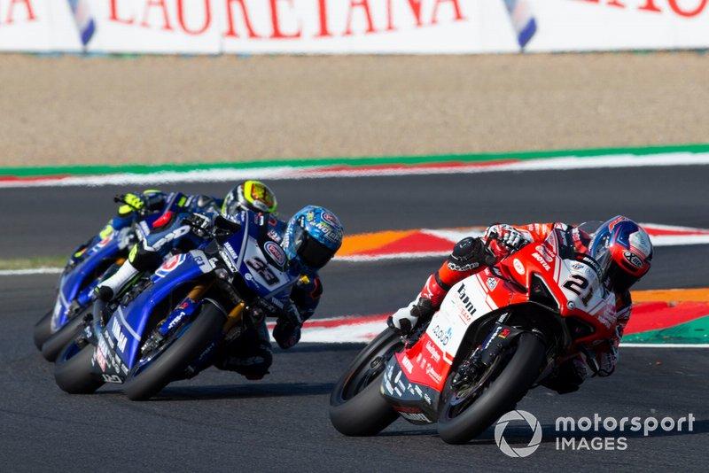Michael Ruben Rinaldi, Barni Racing Team, Marco Melandri, GRT Yamaha WorldSBK