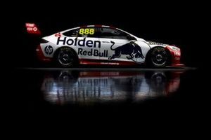 Ливрея Holden ZB Commodore команды Triple Eight Race Engineering для гонки «Батерст 1000»