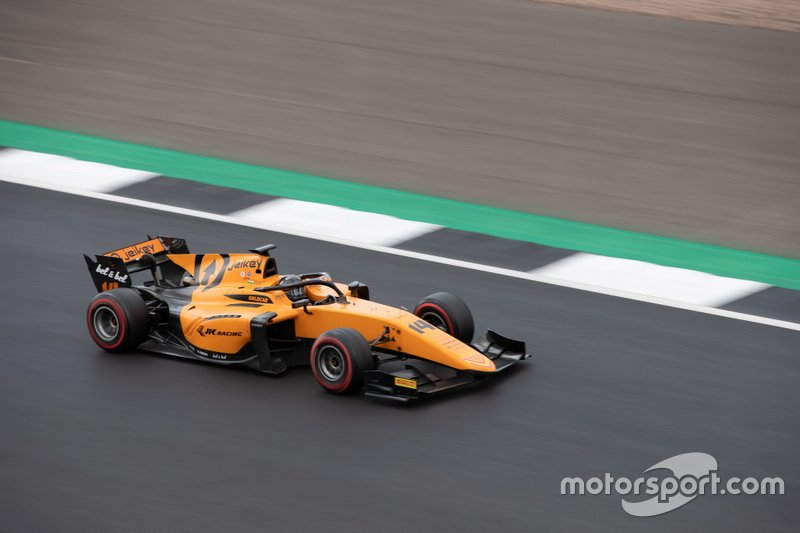 Arjun Maini, Campos Racing