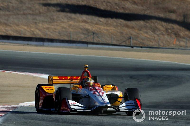 Райан Хантер-Рэй, Andretti Autosport Honda