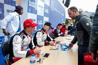 Kris Meeke, Toyota Gazoo Racing