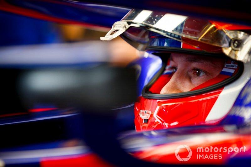 Daniil Kvyat, Toro Rosso: 8.