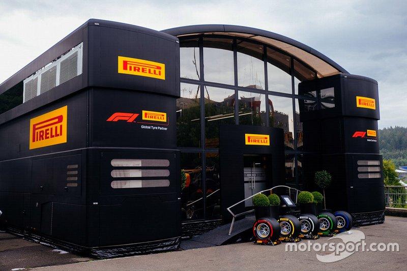 'Casa' da Pirelli