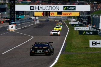 #107 Bentley Team M-Sport Bentley Continental GT3: Steven Kane, Jules Gounon, Jordan Lee Pepper