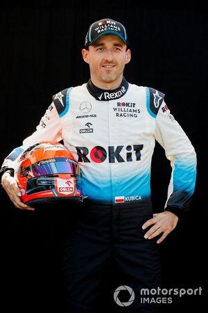 Роберт Кубица, Williams Racing