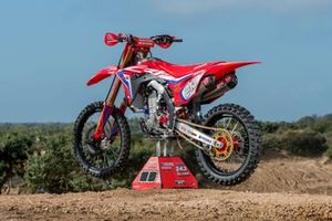 The Honda CRF450RW of Tim Gajser