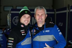 Alex Lowes, Andrew Pitt, Pata Yamaha