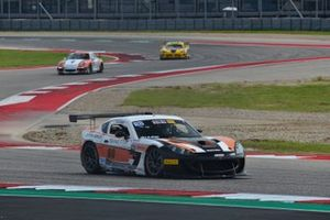 #60 TA3 Ginetta G55 driven by Alline Cipriani of Ginetta USA
