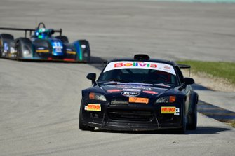 #144 MP3A Honda S2000 driven by Sergio Kosky and Rene Calvo of ZucciPort