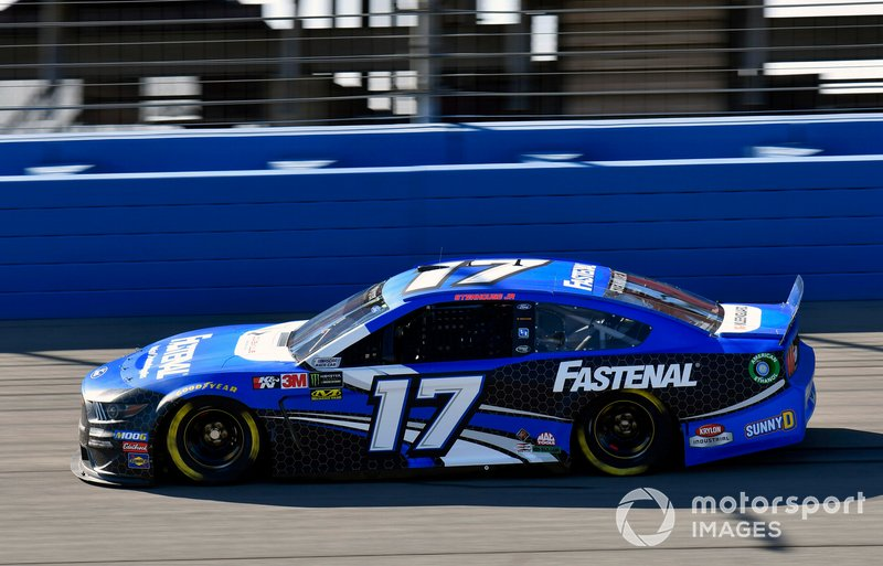 12. Ricky Stenhouse Jr., Roush Fenway Racing, Ford Mustang Fastenal