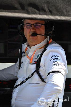 Ron Meadows, Mercedes AMG