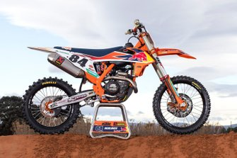 KTM 450 SX-F 2019, KTM MXGP Factory Racing