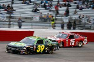 Ryan Sieg, RSS Racing, Chevrolet Camaro RSS Racing ,Tyler Matthews, JD Motorsports, Chevrolet Camaro teamjdmotorsports.com