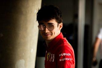 Charles Leclerc, 2017 Formula 2 champion